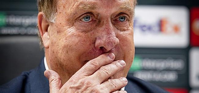 Foto: Stopt Advocaat tijdelijk bij Feyenoord? 'Kan het me wel voorstellen'