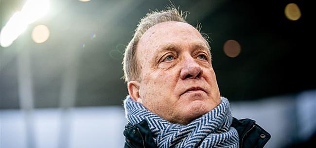 Foto: 'Feyenoord verrast mogelijk met Advocaat-nieuws'