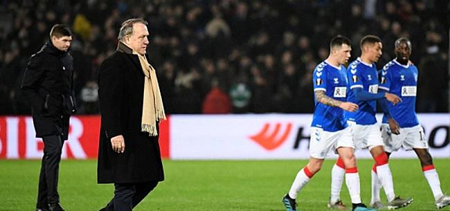 Foto: Feyenoord alwéér het haasje bij de UEFA: onderzoek gestart
