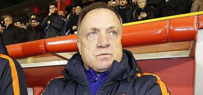 Foto: Advocaat zet Oranje-verdediger op scherp:
