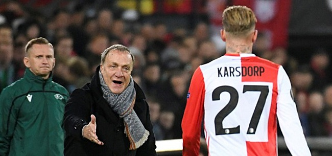 Foto: Feyenoord bevestigt slecht nieuws: Karsdorp reeds geopereerd