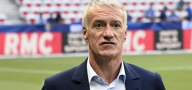 Foto: Deschamps verklapt toptransfer: