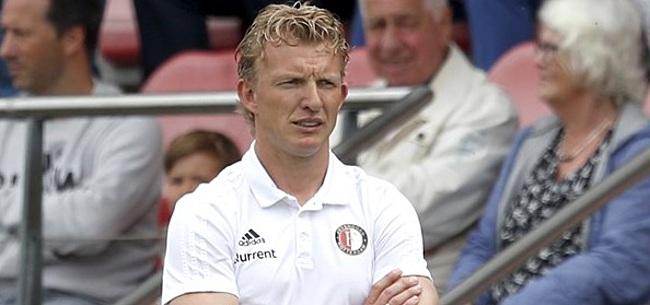 Foto: Feyenoord-trainer Kuyt na oorwassing Ajax: 'Wij waren een uur lang de baas'