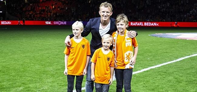 Foto: 'Feyenoord moet Kuyt technisch directeur maken'