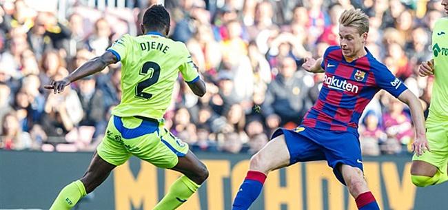 Foto: Getafe-speler Djené heeft boodschap voor 'bang' Ajax