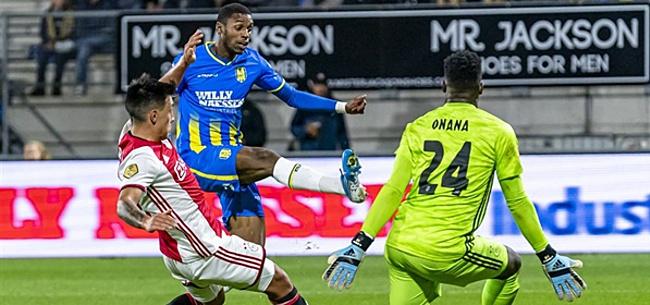 Foto: Heel Nederland tweet hetzelfde over wanvertoning van Ajax