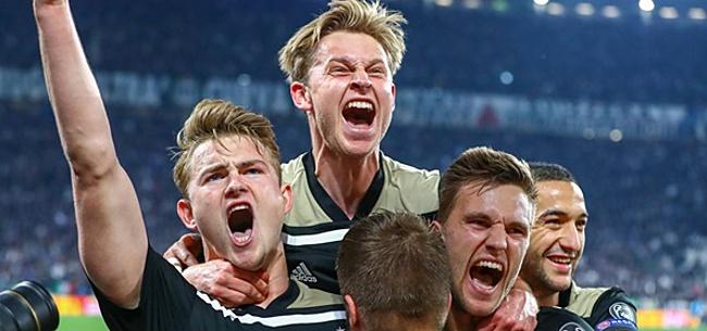 Foto: De 11 namen bij Ajax en Vitesse: Grote verrassing bij Amsterdammers
