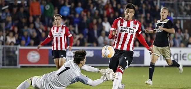 Foto: PSV-pareltje kan niet wachten op zijn debuut: 'Dat zou het echt afmaken'