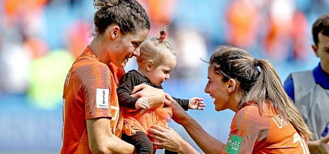 Foto: Engels medium fileert twee 'losers' uit Oranje Leeuwinnen-selectie