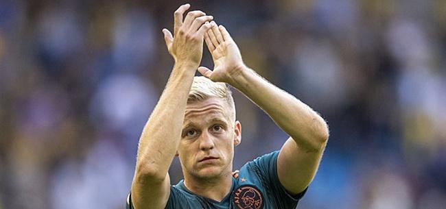 Foto: 'Real communiceert definitief besluit met Van de Beek'