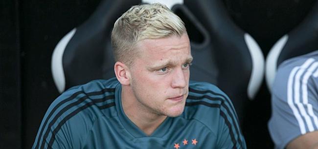 Foto: Ajax-watcher schept duidelijkheid over transfer Van de Beek