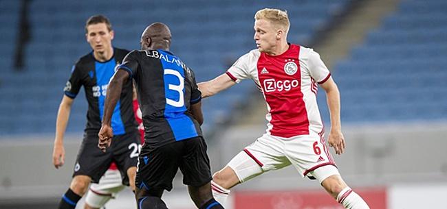 Foto: 'België heeft geen Ajax, hè? En vergeet PSV en Feyenoord niet'