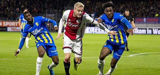 Foto: 'Van de Beek is waarschijnlijk de belangrijkste man bij Ajax'