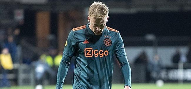 Foto: LEESTIP: Muiterij bij Ajax door nekslag op transfermarkt