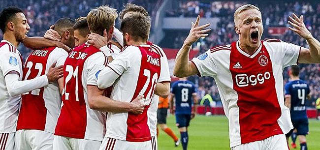 Foto: Ajax-fans voorzien volgende megadeal: