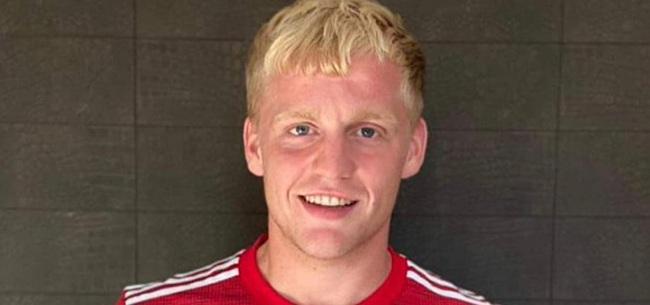 Foto: 'Manchester United haalt concurrent voor Van de Beek'
