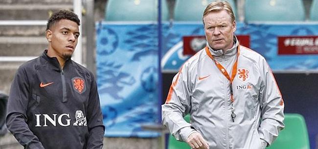 Foto: PSV'er blij: