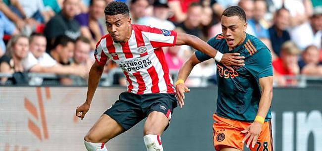 Foto: 'Ajax had ook interesse, maar ik koos voor PSV'