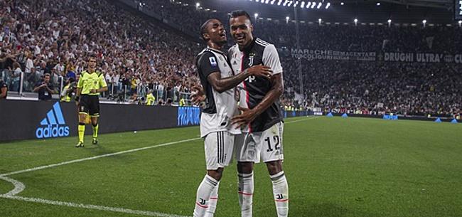 Foto: Champions League: Juventus plaatst zich in blessuretijd voor knock-outronde