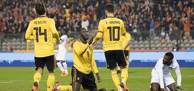 Foto: Bizarre Hazard-uitspraak van bondscoach Costa Rica na nederlaag in België