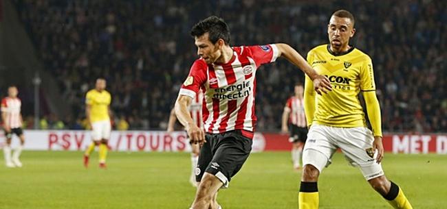 Foto: TRANSFERUURTJE: Ajax moet 25 miljoen betalen, spelersruil met Hirving Lozano