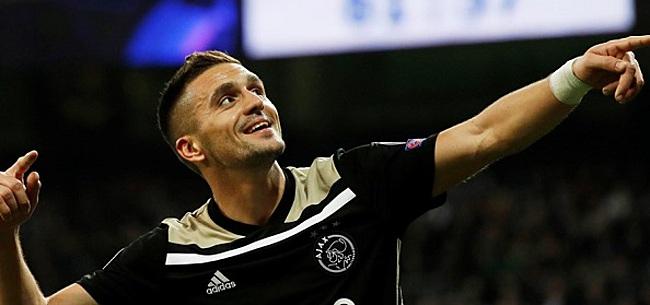 Foto: Tadic heeft duidelijke boodschap voor Europese topclubs