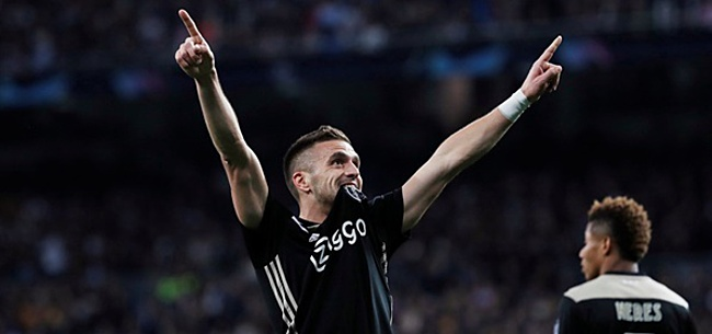Foto: 'Ajax dreigt uitblinkende Tadic goedkoop kwijt te raken'