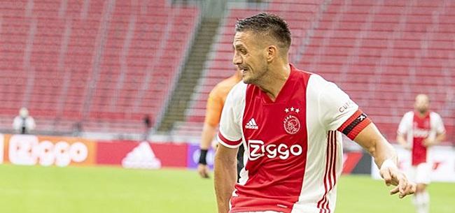 Foto: Dusan Tadic én PSV-spelers ontkwamen nipt aan vreselijk drama
