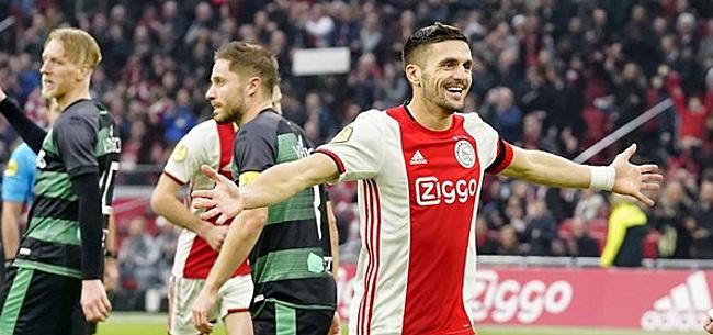 Foto: Ajax schept razendsnel duidelijkheid over 'Tadic-transfer'