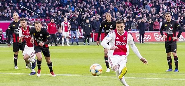 Foto: 'Deze 5 Ajax-spelers gaan de penalty's nemen als het zover komt tegen Juve'