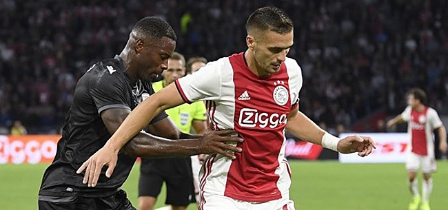 Foto: Ajax op tandvlees via PAOK naar play-offronde Champions League