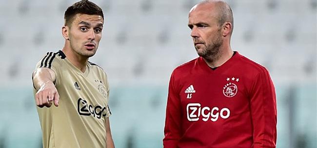 Foto: Schreuder prijst Ajax: