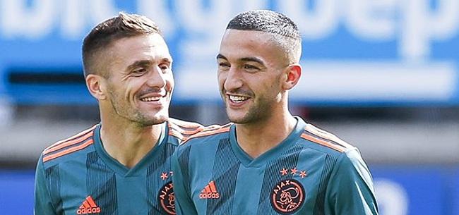 Foto: 'Ten Hag krijgt zorgwekkend nieuws over Ajax-ster'