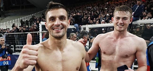 Foto: 'Ajax had echt wel geluk met slechte Champions League-poule'