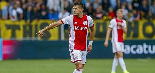 Foto: Tadic: 'Dit is gewoon niet goed voor het Nederlandse voetbal'