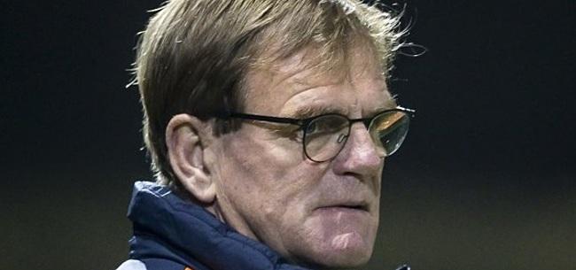 Foto: Nog meer werk voor KNVB: bondscoach Oranje -20 stopt