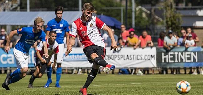 Foto: Feyenoord-spits: