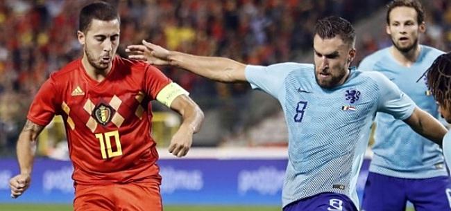 Foto: Nederlander boven Hazard verkozen: 'Die misselijke Hazard..'