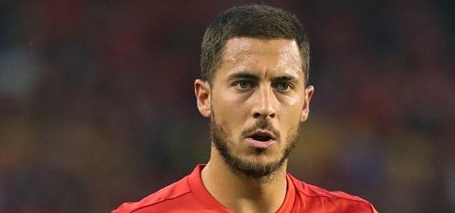 Foto: Hazard voorspelt: 'Dit land wordt de winnaar van het WK 2018'