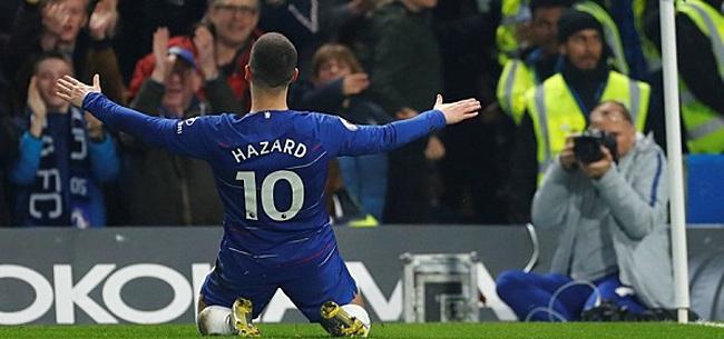 Foto: Hazard troeft Salah en Agüero af in indrukwekkend lijstje