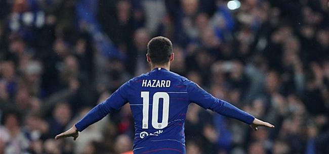 Foto: 'Eden Hazard krijgt verlossend nieuws over Real Madrid-transfer'
