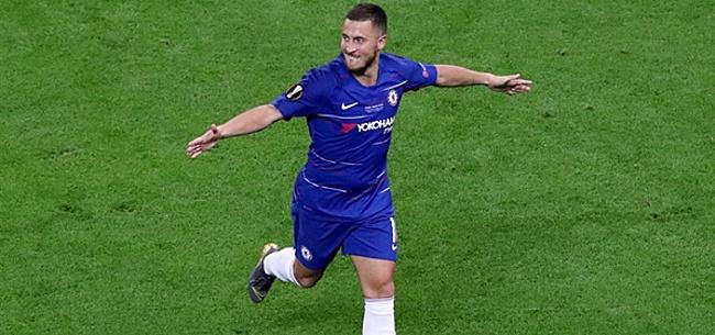 Foto: 'Real Madrid en Chelsea bereiken akkoord over transfersom Hazard'