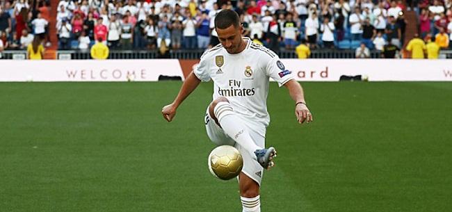 Foto: Real-aanhang 'eist' volgende topaankoop tijdens presentatie Hazard
