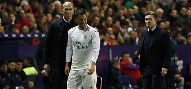Foto: EK in gevaar voor Hazard: 'Ik maak me zorgen'