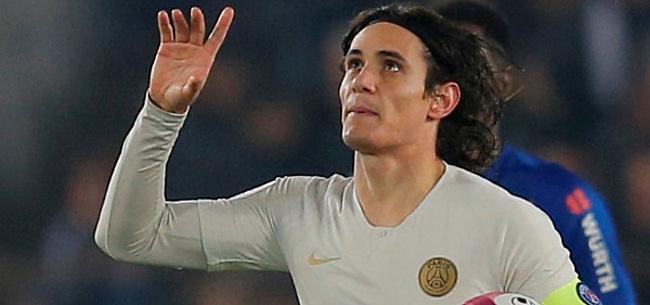 Foto: 'Transfer van ruim 55 miljoen euro voor Cavani'