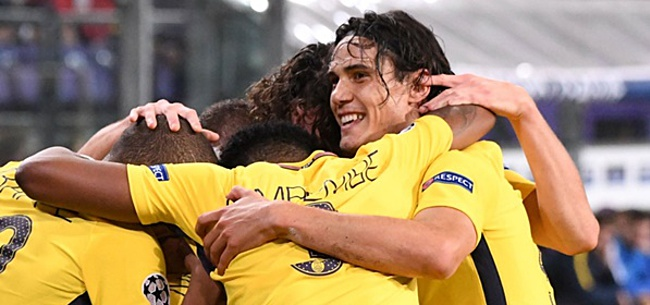 Foto: PSG wil topaanval intact houden: