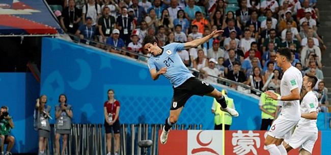 Foto: UPDATE: 'Dramatisch nieuws voor Uruguay en Cavani'
