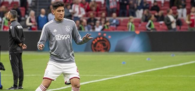 Foto: 'Veltman mag falende miljoenenaankopen Ajax wel bedanken'