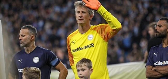 Foto: Van der Sar onthult: