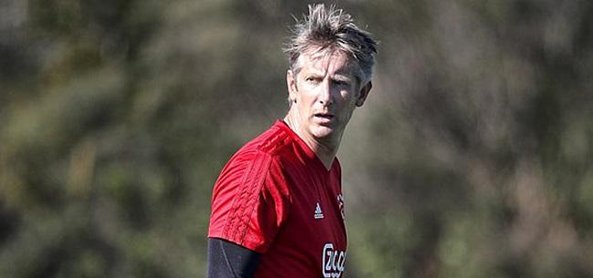 Foto: Van der Sar overweegt vertrek: 'Veel grotere uitdaging dan Ajax'
